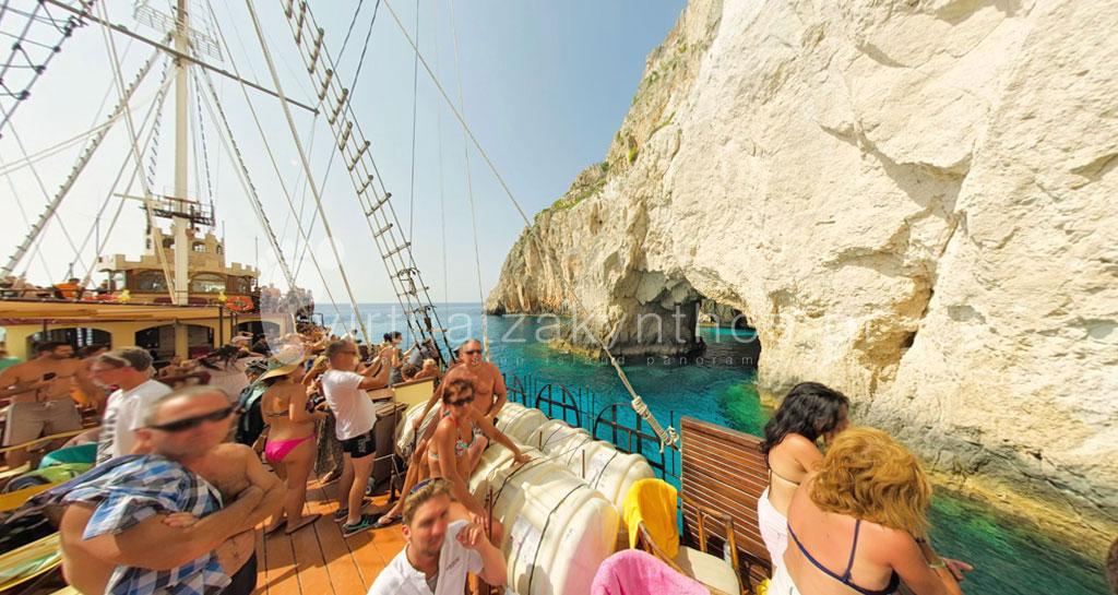 caves zante zakynthos cruises