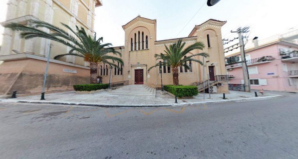 Agios Nikolaos Church (Mitropolis)