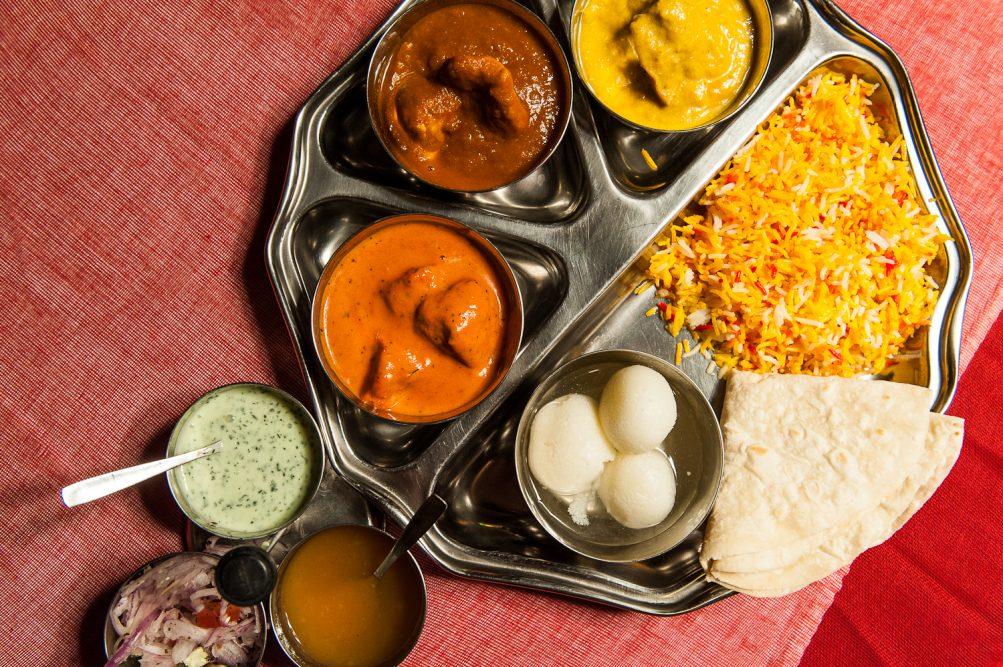 Indian Restaurant Laganas