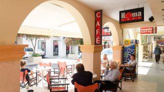 roma cafe zante zakynthos