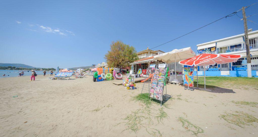 Beach Kiosk Laganas
