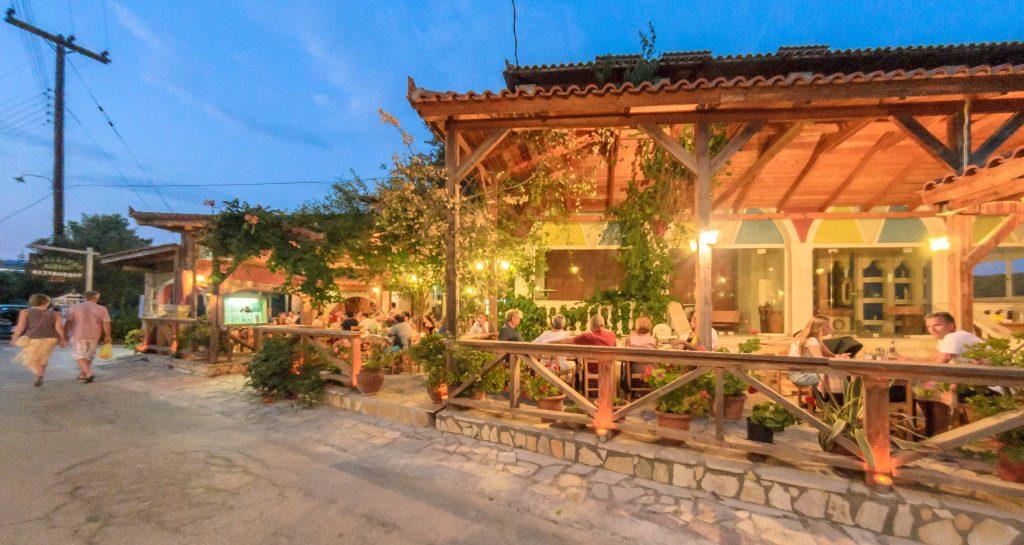 Vassilikos Garden Restaurant