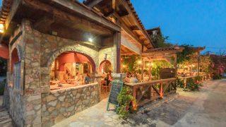 vassilikos garden restaurant zante zakynthos