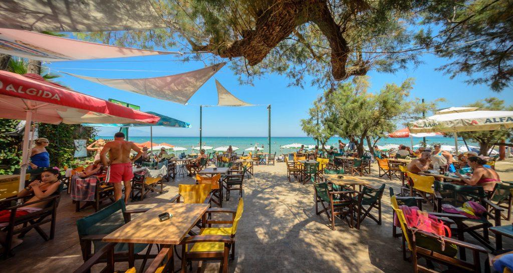 Lifetime Beach Bar