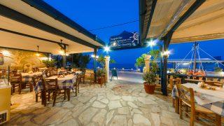 blue horizon taverna zante zakynthos