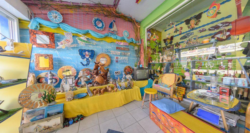 Summer Feeling Tourist Shop