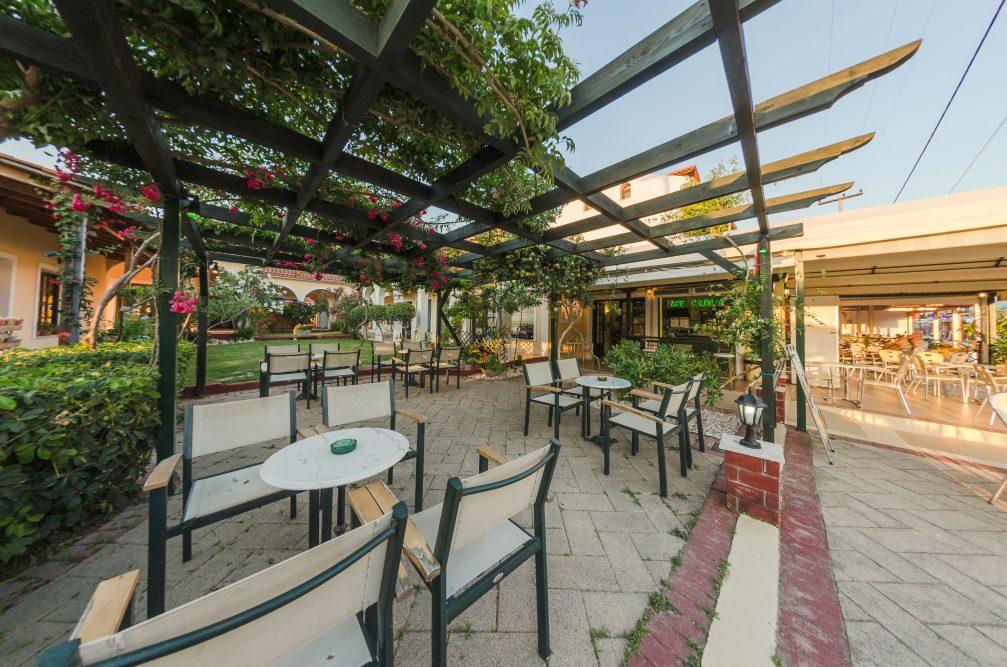 The Terrace Coffee Alykes