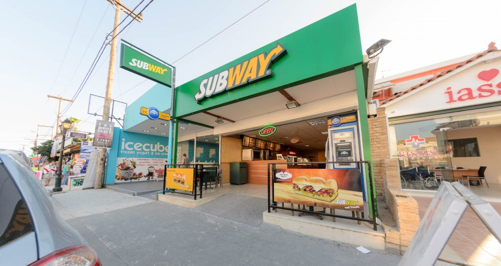 SUBWAY No1