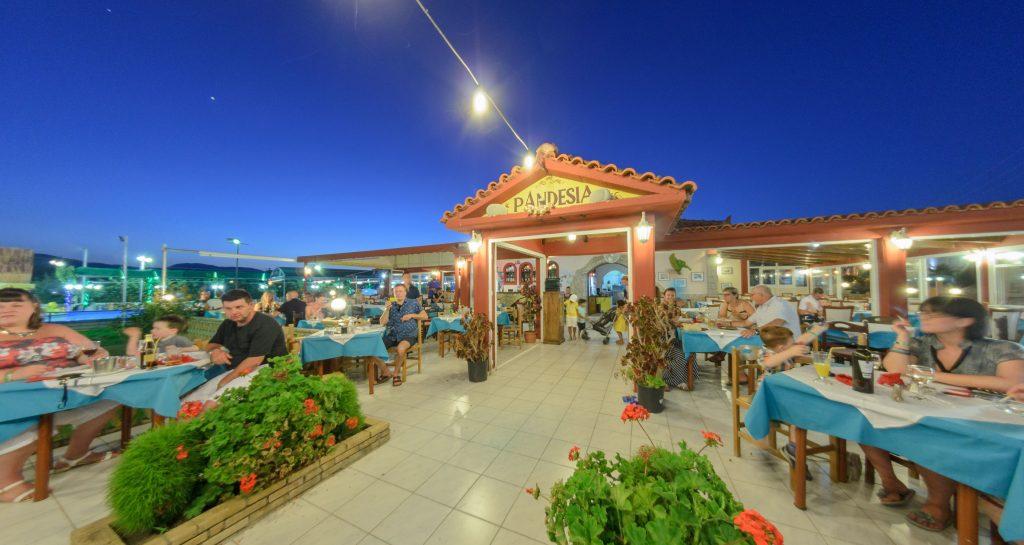 Leonidas Pandesia Restaurant