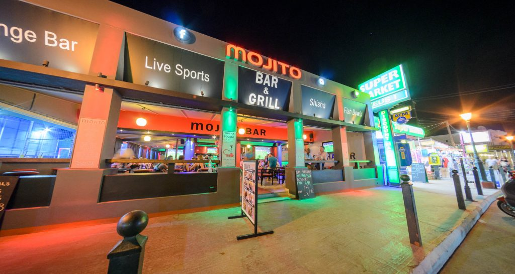 Mojito Bar Laganas