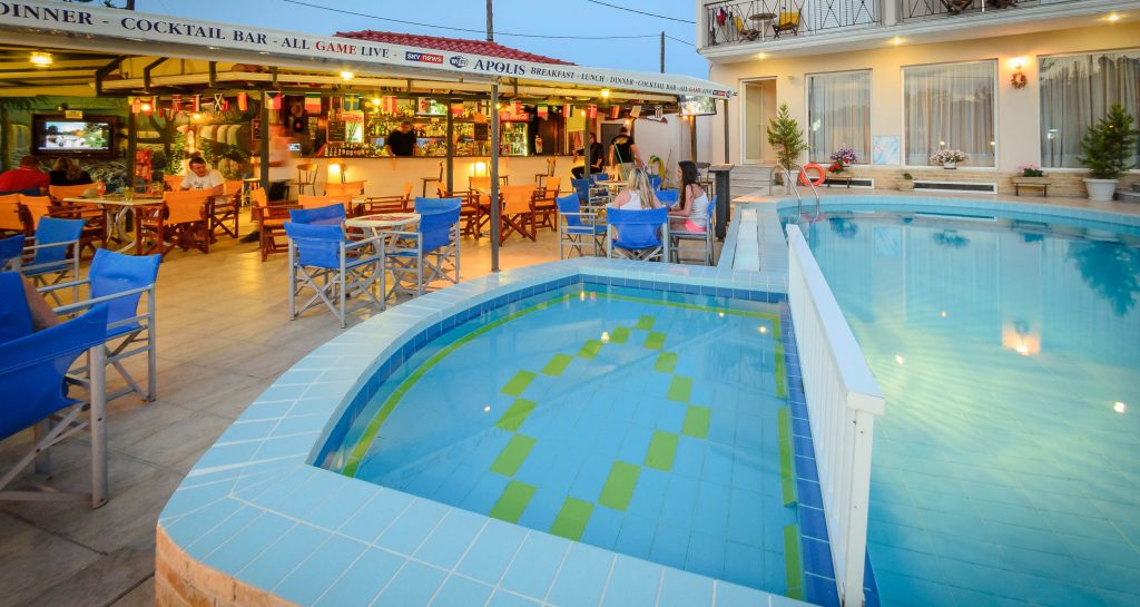 Apolis Pool Bar