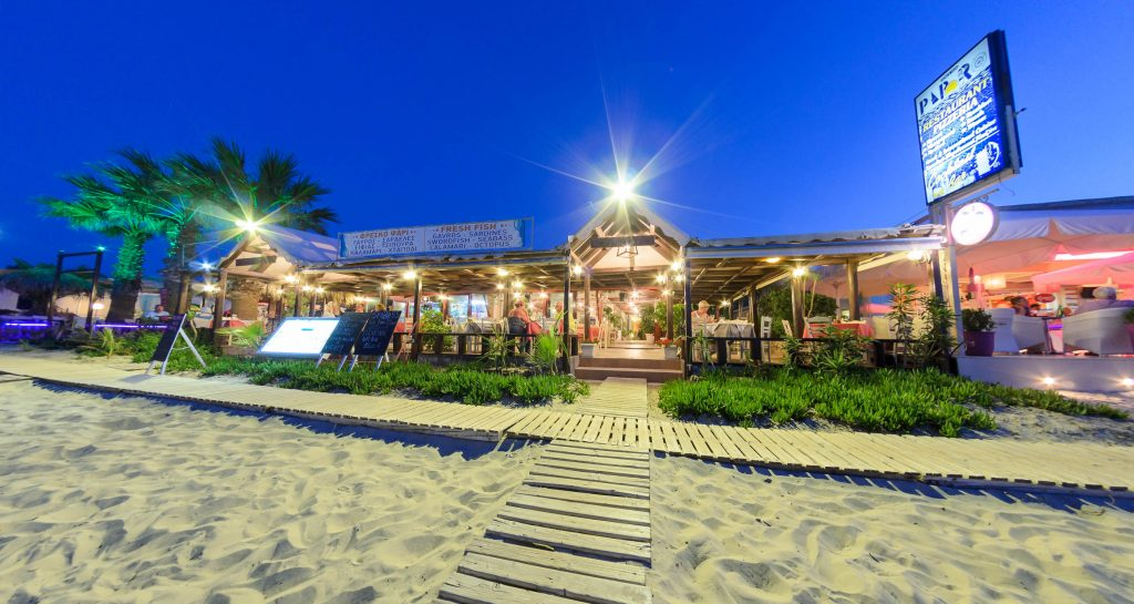 Paporo Beach Bar Restaurant