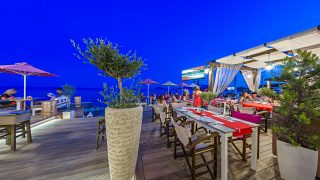 cool peppers restaurant beach bar zante zakynthos