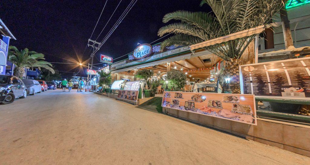 Tasos Place Restaurant