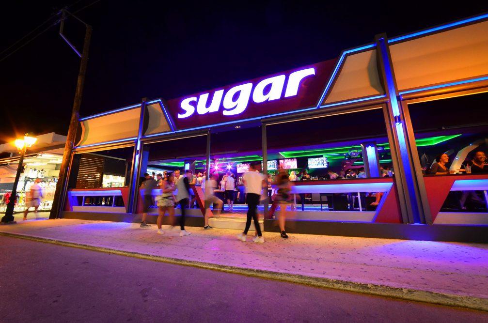 Sugar Bar Laganas Zakynthos Zante