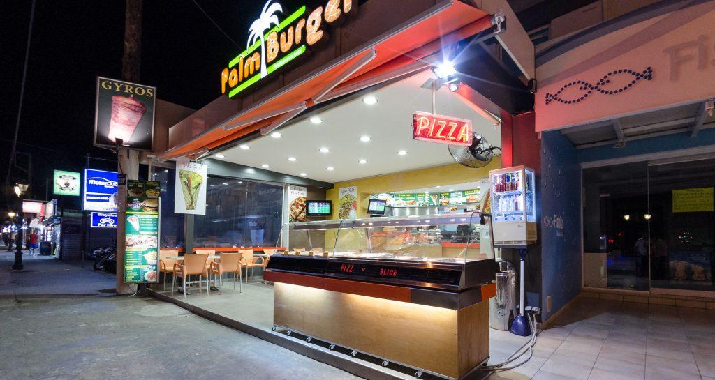 Palm Burger