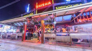 medousa club – shisha zante zakynthos