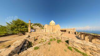 monastery of panagia skopiotissa zante zakynthos