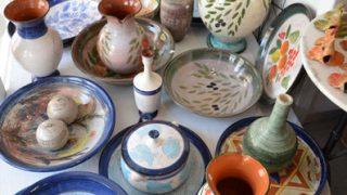 sigouros pottery zante zakynthos