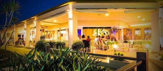 Olive Garden Restaurant Tsilivi Zakynthos Zante
