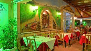 paradise restaurant zante zakynthos