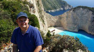 visiting shipwreck cove zante zakynthos