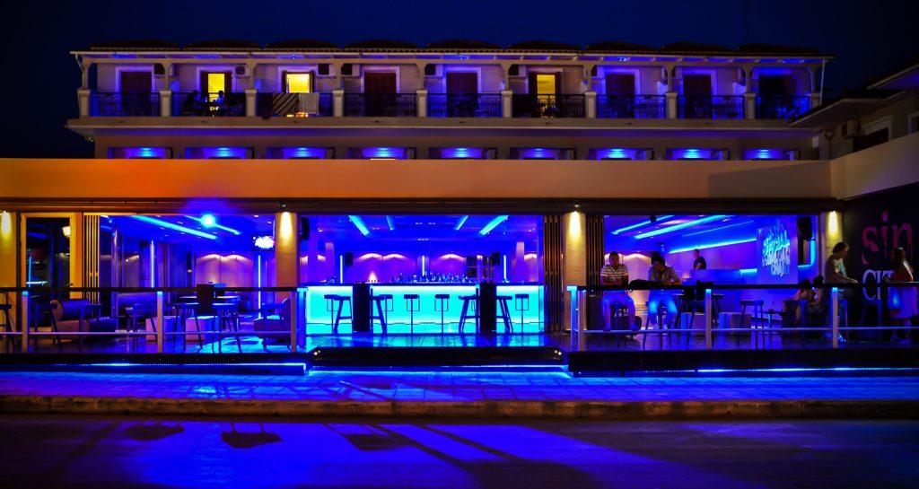 Sin City Bar - Club