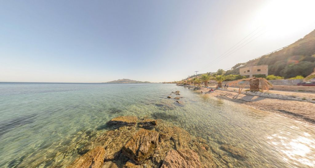 Kryoneri Beach