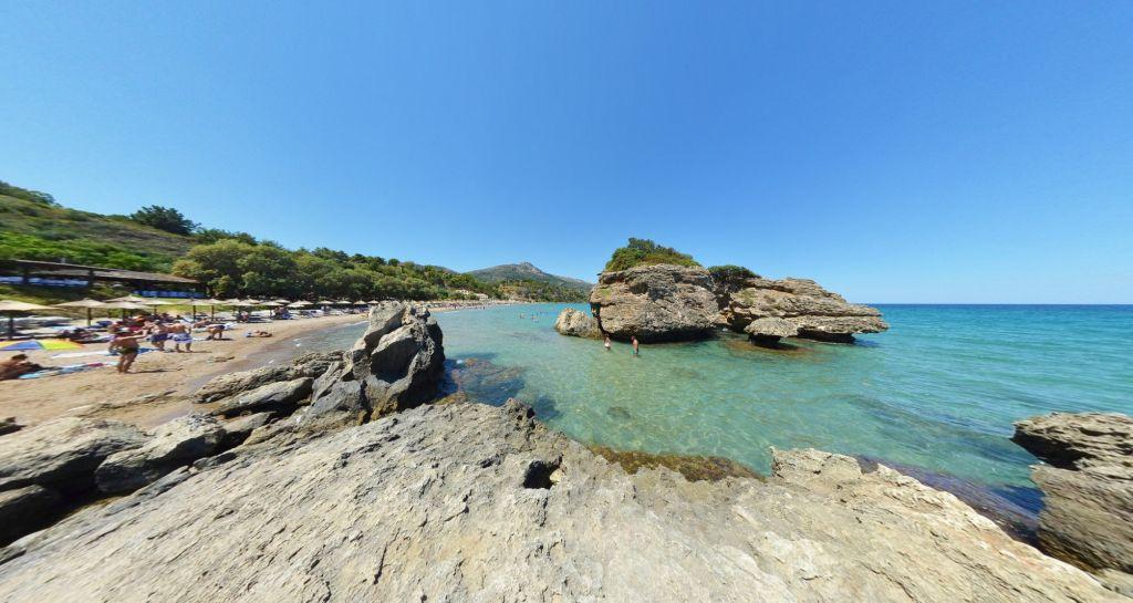 Porto Azzuro Beach