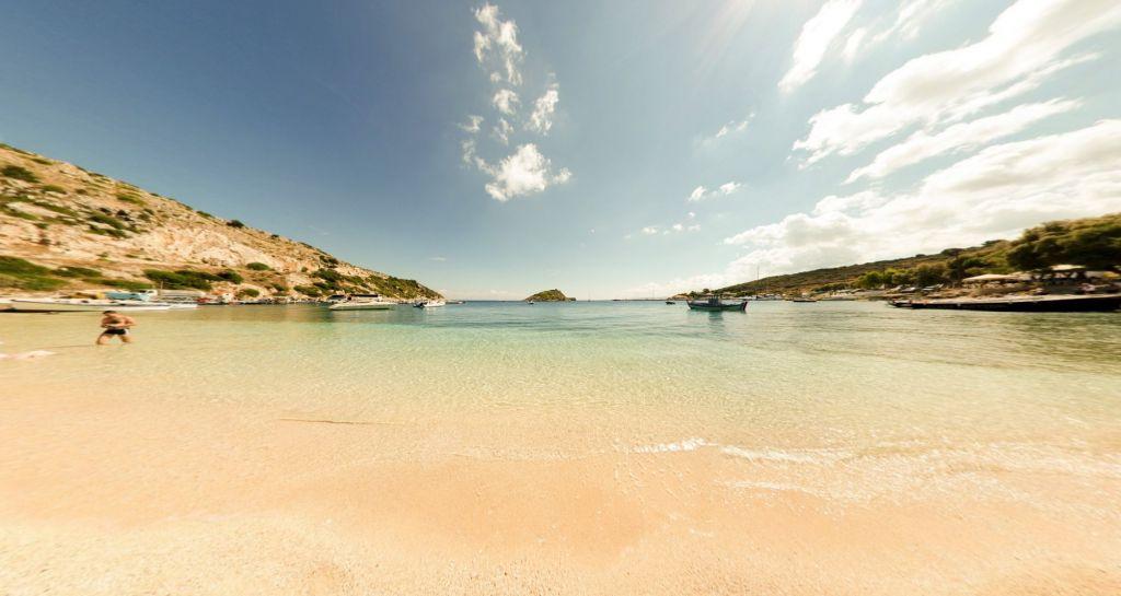 Saint Nicholas (Agios Nikolaos) Beach