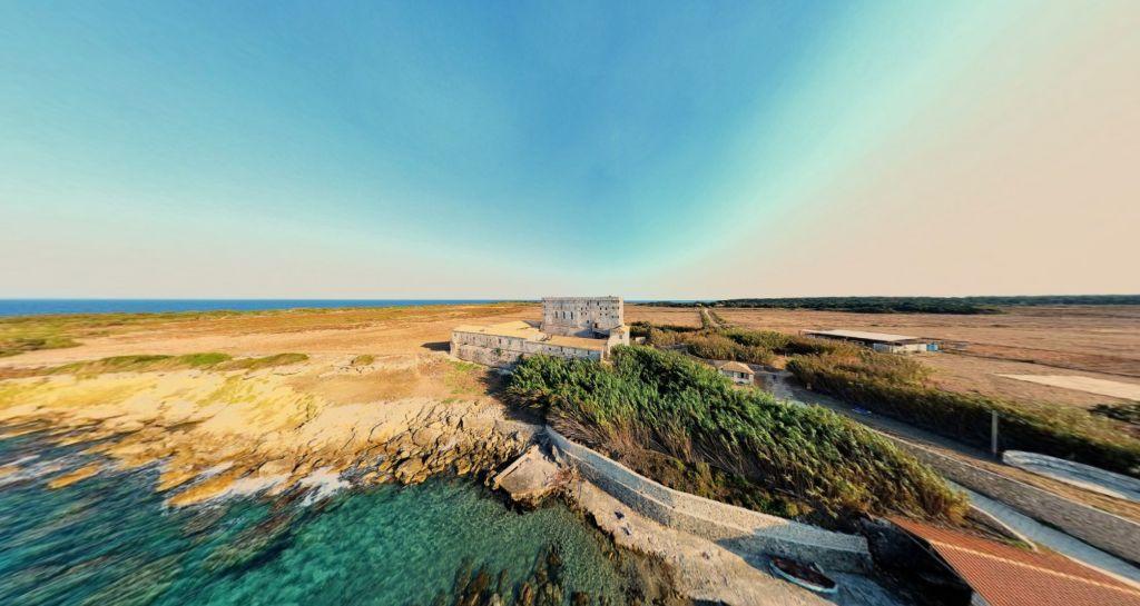 Strofadia Islets