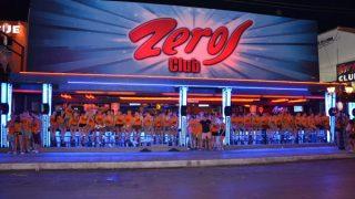 zeros club zante zakynthos